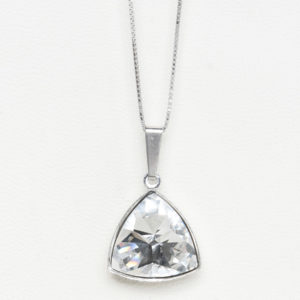 collar swarovski trinagulo special